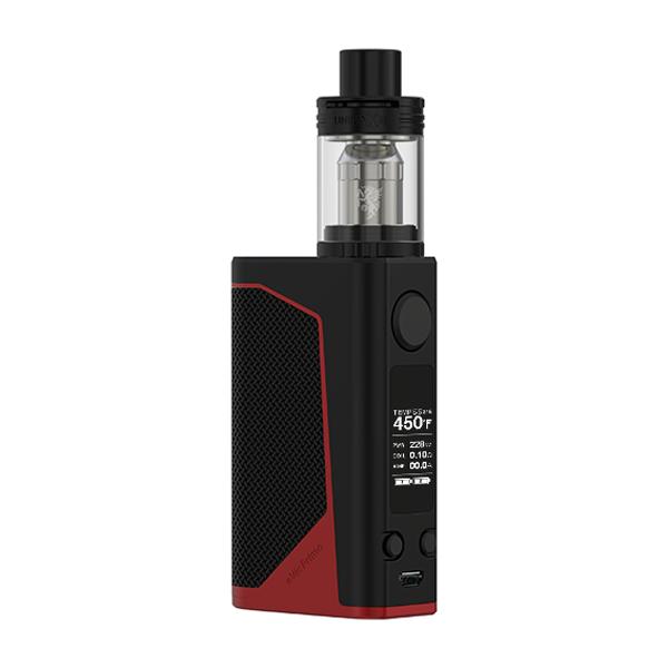 Elektronický grip: Joyetech eVic Primo 2.0 (228W) Kit s Unimax 2 (Černo-červený)