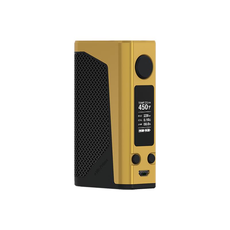 Elektronický grip: Joyetech eVic Primo 2.0 (228W) MOD (Žlutý)