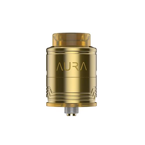 RDA atomizér Digiflavor Aura (Zlatý)