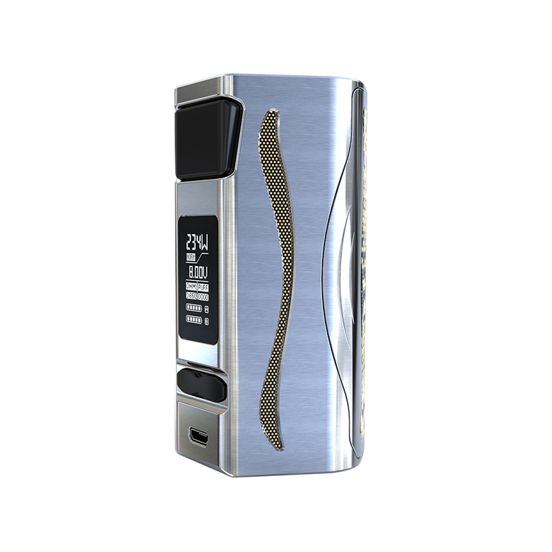 Elektronický grip: IJOY GENIE PD270 Mod (6000mAh) (Stříbrný)