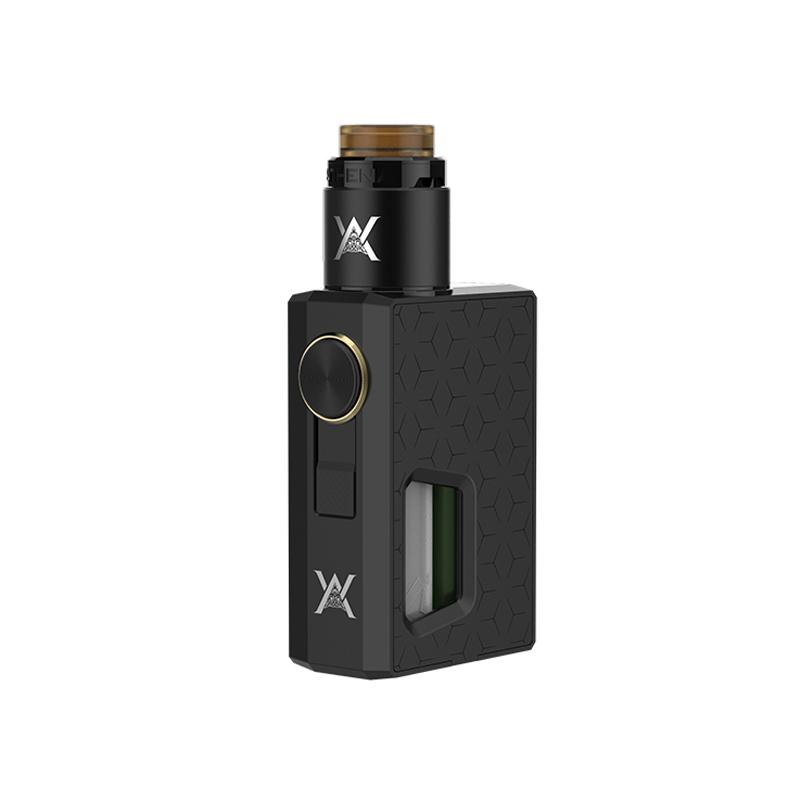 Mechanický grip: GeekVape Athena Squonk Kit s Athena BF RDA (Černý)