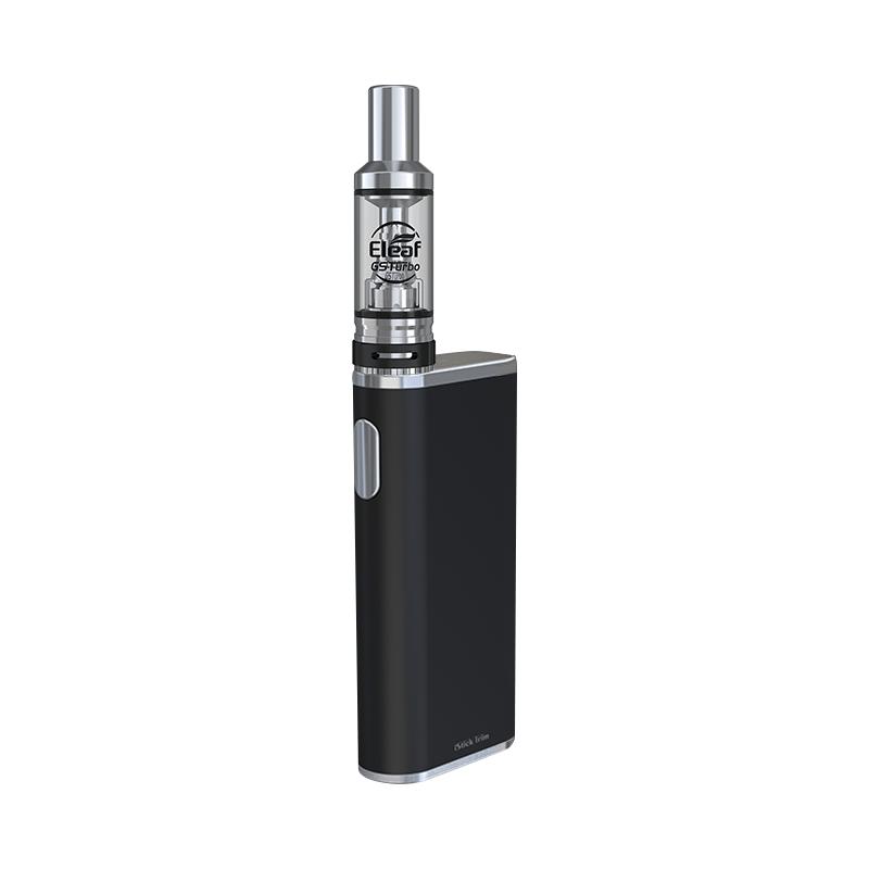 Elektronická cigareta: Eleaf iStick Trim Kit s GSTurbo (1800mAh) (Černá)