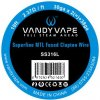 Vandy Vape Superfine MTL Fused Clapton SS316L
