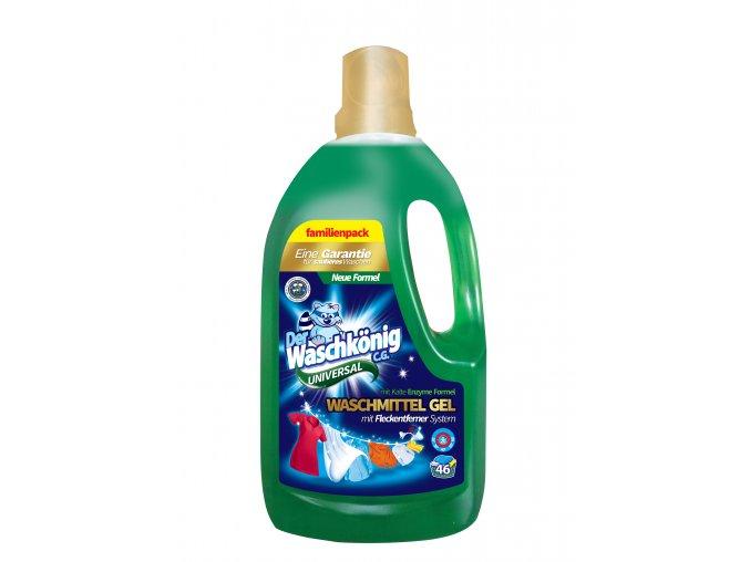 Waschkönig Universal 1,625 L prací gel 54 praní