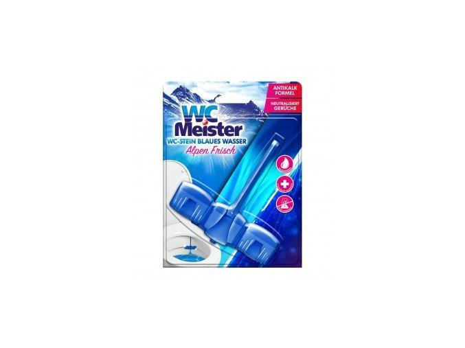 WC Meister závěska do WC 45g barvící - Alpen Frisch