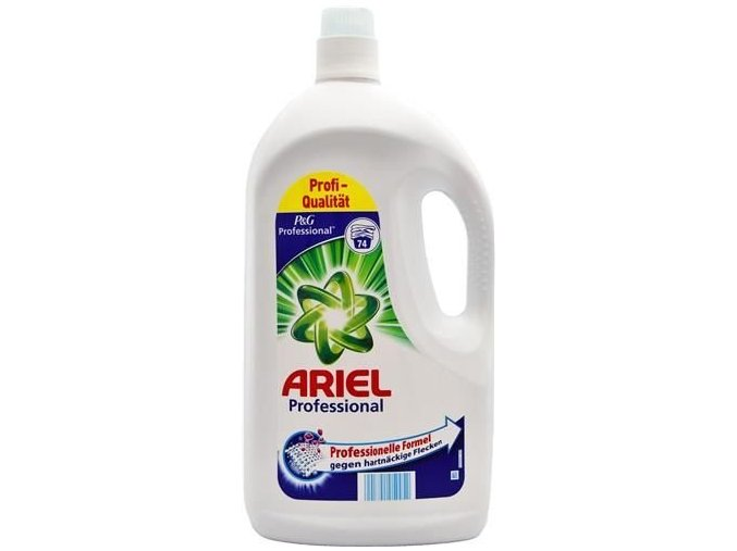 Ariel Professional gel Universal 4,070L - 74praní