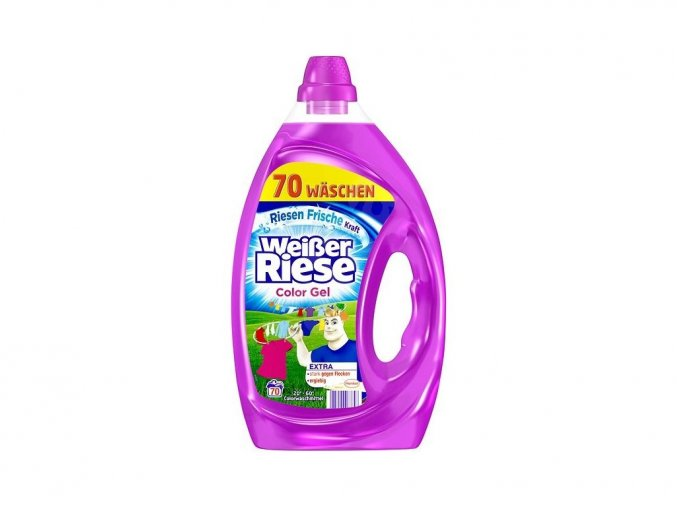 Weisser Riese gel Color 3,25L - 65 WL