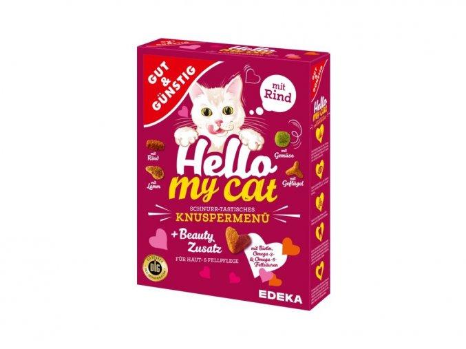 granule kočky