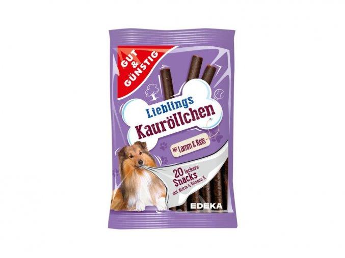 krmivo pro psi fialova trubičky