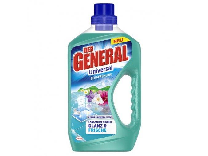 general modrý