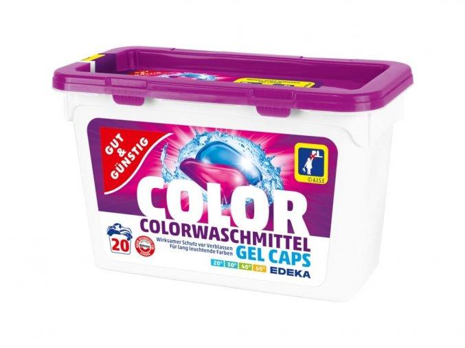 264107 g g gelove kapsle na prani barevneho pradla 20 davek