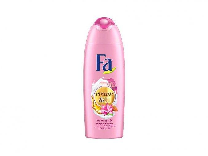 263555 fa cream oil magnolie s mandlemi sprchovy gel 250ml2