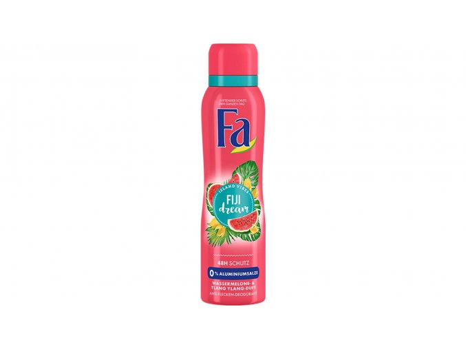 fa deodorant fiji dream