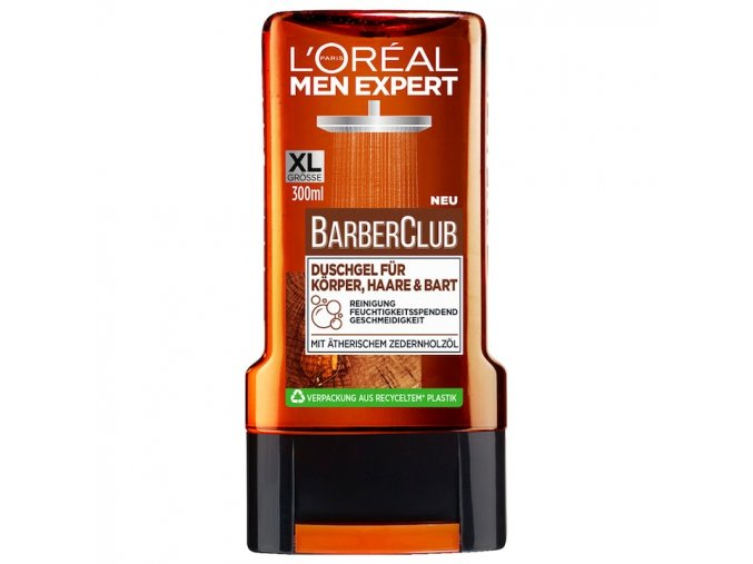 L Oreal Men Expert Korperpflege Barber Club