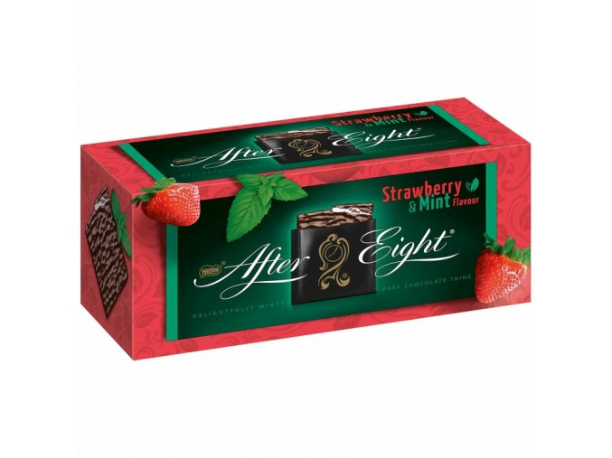 vyr 1827 after eight strawberry mint 200g