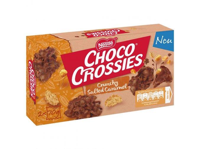 vyr 4954 choco crossies crunchy salted caramel 2x70g