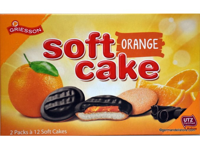 griesson softcake orange front