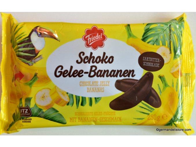 friedel schoko gelee bananen front