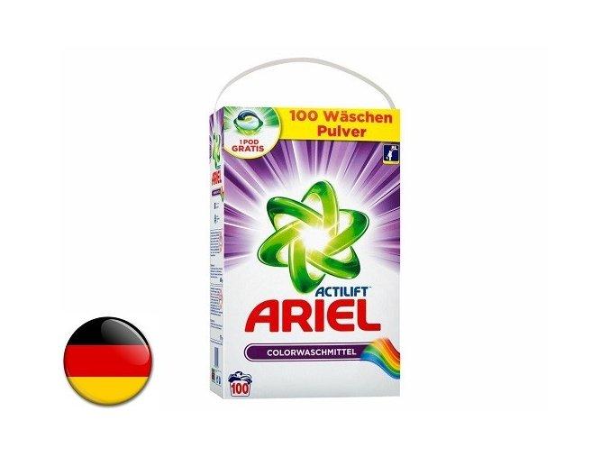 3633 ariel pulver color 6 5 kg 100 wl zoom