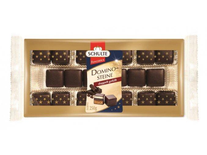 schulte dominosteine doppelt gefllt in zartbitter schokolade 250g