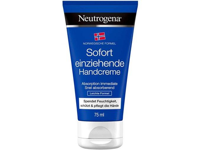 neutrogena norwegische formel sofort einziehende handcreme 7164