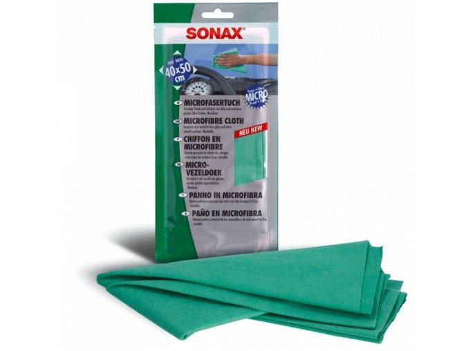 Sonax hadřík z mikrovlákna pro všechny hladké povrchy