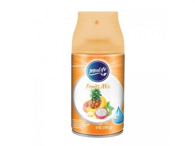 9789 misslife 250ml osvezovac nahr napln fruits mix 8694587575116