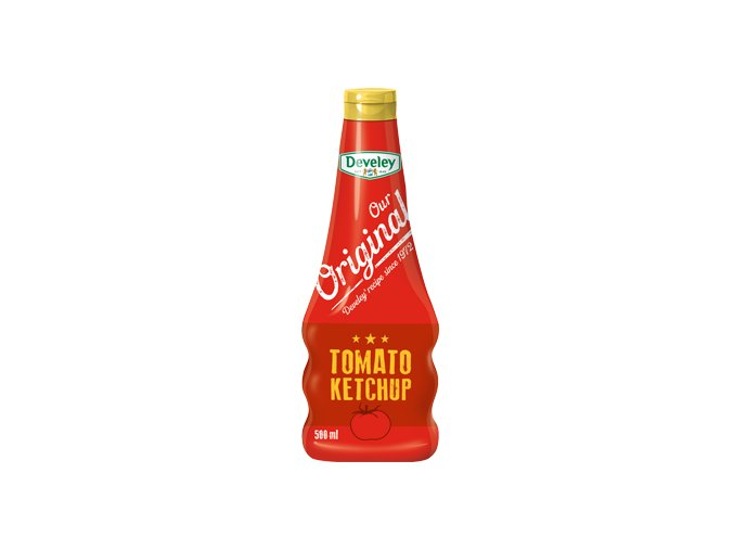 Develey Tomato Ketchup 500ml