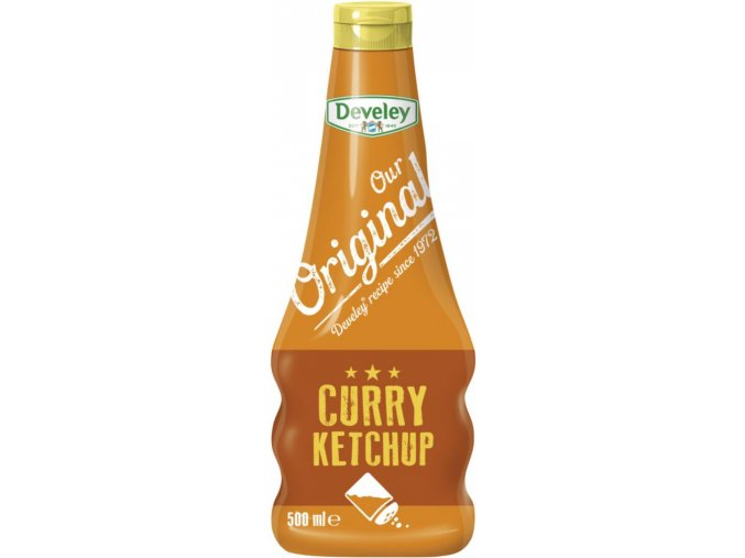 Develey Curryketchup 500ml