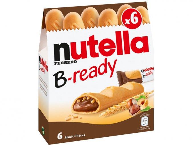 264047 ferrero nutella b ready 6 ks 132g