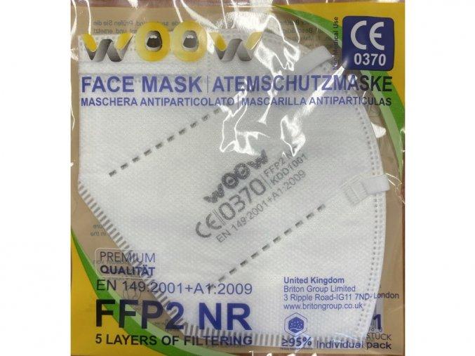 10034 respirator woow ffp2