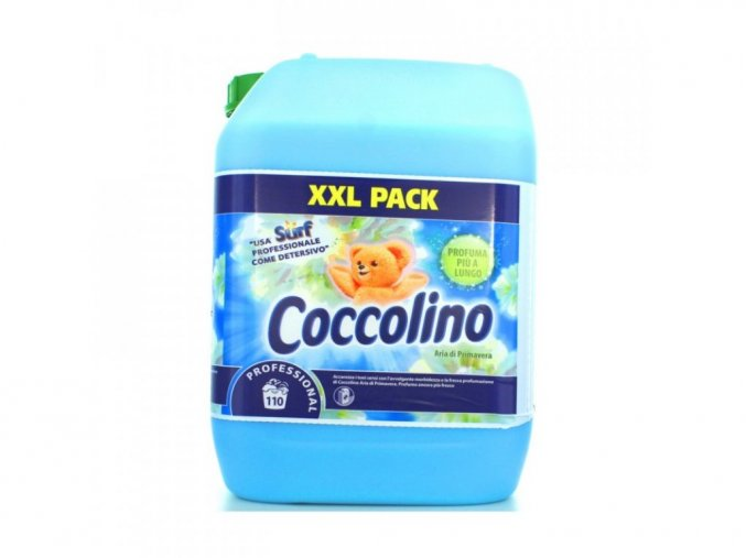 8337 coccolino avivaz 10l blue 110wl xxl pack 8000770100124