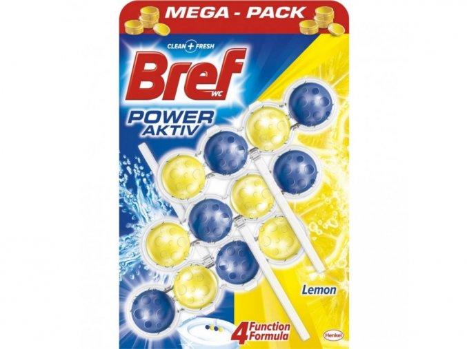 10087 bref wc power aktiv 3x50g lemon 9000100753371
