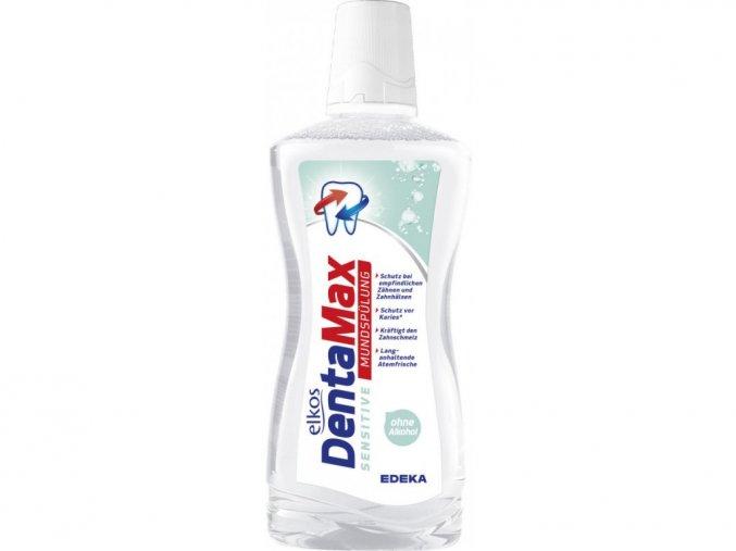 4277 1 elkos sensitive ustni voda proti pro citlive zuby 500ml