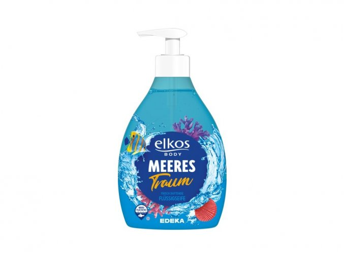 2710 1 elkos morsky sen tekute mydlo s davkovacem 500ml