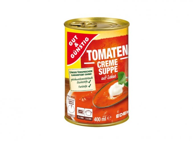 4500 tomatensuppe