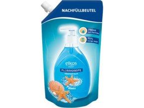 Elkos mořský sen tekuté mýdlo náhradní náplň 750 ml