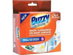Buzzy Magická nano houbička - 4ks