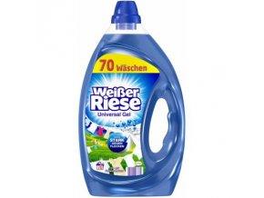 Weisser Riese gel Universal 3,25L - 65 dávek
