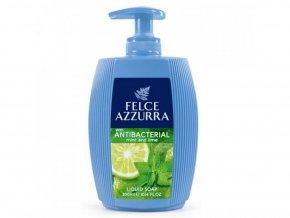 8903 felce azzurra mint lime 300 ml antibakterialni mydlo 8001280024269