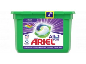 ARIEL COLOR+