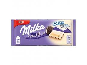 milka oreo white 100g no1 3918