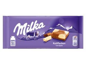 5866771 Milka Kuhflecken Schokolade 100 g xxl