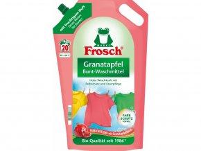 433 1 frosch gel na prani granatove jablko 1 8 l 20 pracich davek