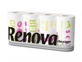 8585 renova kuchynske uterky design 4ks 5601028012775