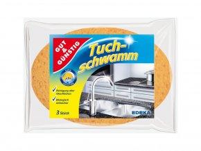 3775 g g tuchschwamm houbicky z prirodniho materialu 3ks