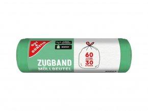 10273 g g odpadkove pytle zavazovaci 60l 30ks 4311536933837