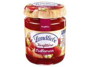 Landliebe Konfituere Erdbeeren 200g Erdbeeren Konfituere Extra