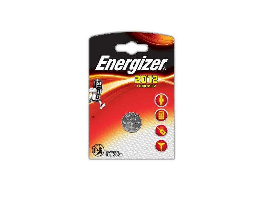 1380 baterie energizer cr2012 1ks blistr