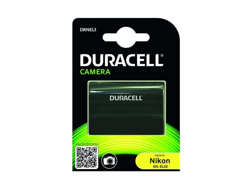 1398 baterie duracell drnel3 li ion 1400mah 1ks blistr